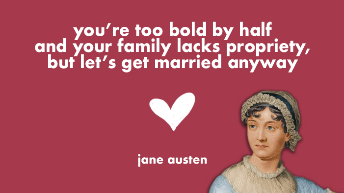 Valentine's Day Cards from Classic Authors